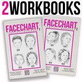 FACECHART Template Workbooks Bundle of 2
