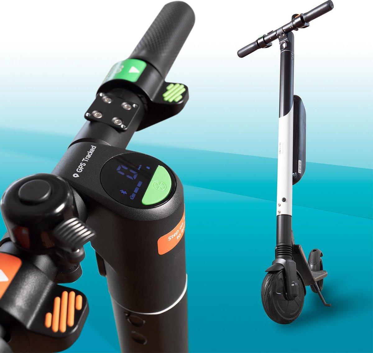 Ninebot Segway Elektrische step ES4 - E Step - E-Step - White - Non Foldable - 45 km actieradius - 27 km/u - Elektrische Step - Ninebot