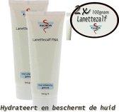 Fagron- Lanettezalf - 2x 100gram - bij droge huid
