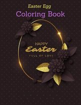 Easter Egg Coloring Book