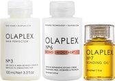Olaplex Kit - No.3 + No.6 + No.7 - Verzorging