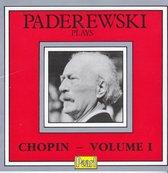 PADEREWSKI PLAYS CHOPIN