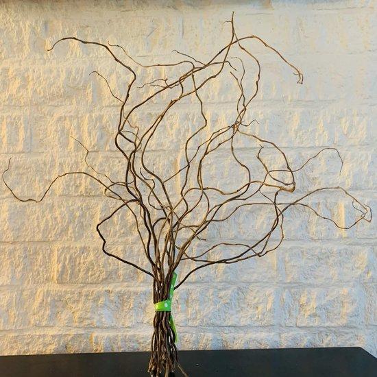 Set 15 paastakken - Naturel 60-90 cm - paastak - paasdecoratie - kronkelwilg