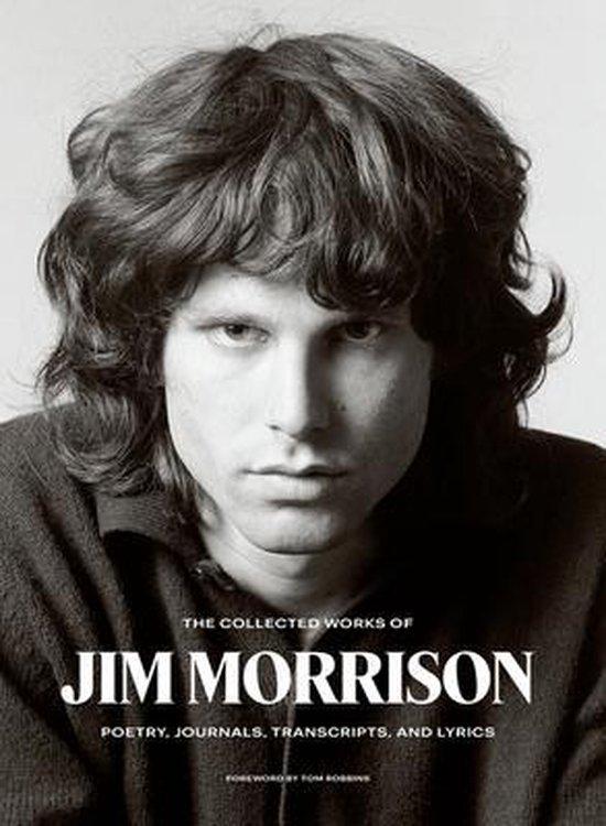 Boek cover The Collected Works of Jim Morrison van Jim Morrison (Hardcover)
