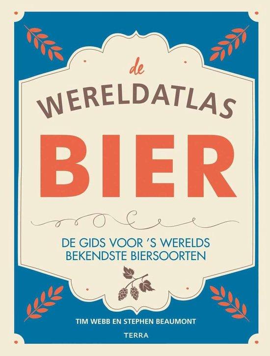 Boek cover De wereldatlas Bier van Tim Webb (Hardcover)