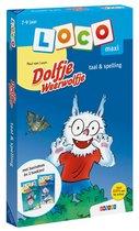 Loco Maxi  -   Loco maxi Dolfje Weerwolfje pakket taal & spelling