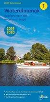 ANWB wateralmanak  -  Wateralmanak 1 2021/ 2022