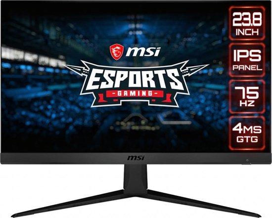 MSI Optix G241V E2 - Full HD IPS Gaming Monitor - 75hz - 24 inch