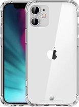 iPhone 12 / iPhone 12 Pro hoesje shockproof / schokbestendig transparant