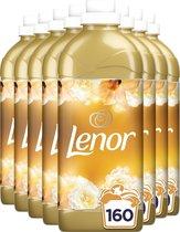 Lenor Wasverzachter Gouden Orchidee - 8x20 Wasbeurten - Halfjaarbox