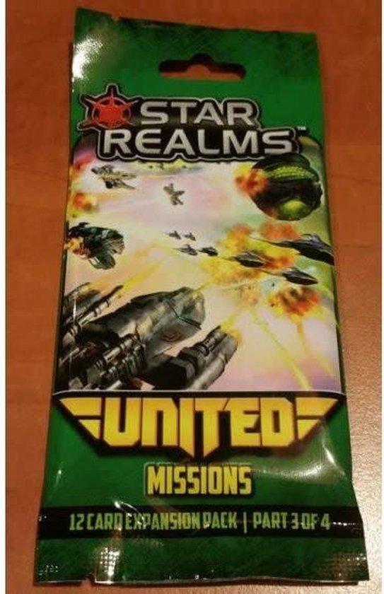 Afbeelding van het spel Star Realms: United - Missions