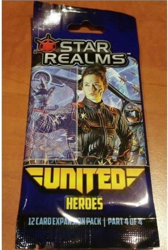 Afbeelding van het spel Star Realms: United - Heroes