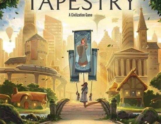 Tapestry Bordspel