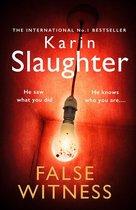Omslag Karin Slaughter Book 21 (Will Trent)