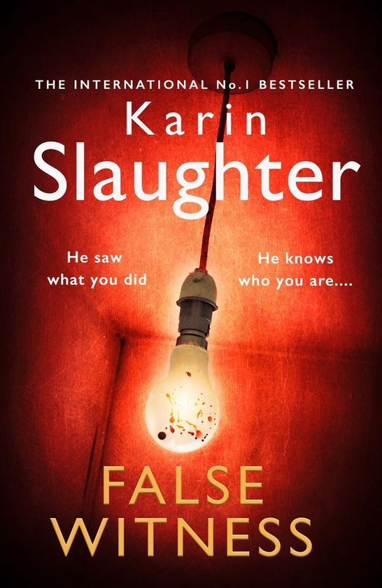 Karin Slaughter Book 21 (Will Trent)