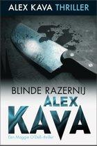 Harlequin Alex Kava Thriller 4 - Blinde razernij