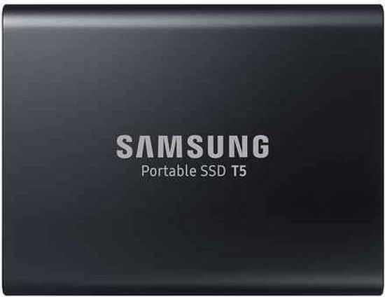 Samsung T5 1TB Externe SSD - Zwart
