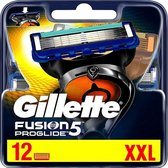 Gillette Fusion Proglide - scheermesjes - Mannen - 12 stuk(s)