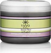 Tiyya Maroc - zwarte zeep - savon noir - Black Soap - Olijf zeep - voor het reinigen en scrubben van de huid-