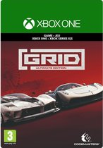GRID Ultimate Edition - Xbox One + Xbox Series X/S Download