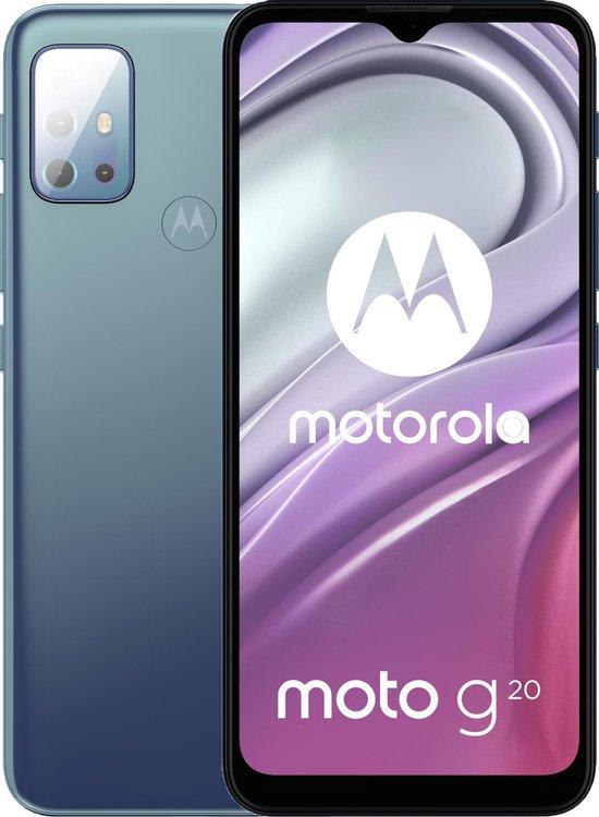 Motorola Moto G20 - 64GB - Blauw
