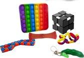 Fidget toys pakket onder de 15 euro | pop it | wac