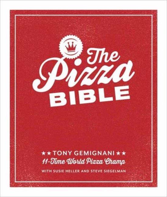 De Pizza Bijbel – Tony Gemignani (hardcover)