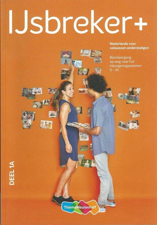 Boek cover IJsbreker+ 1A Werkboek van Marilene Gathier (Paperback)