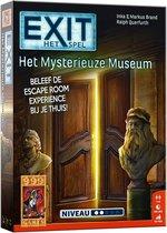 EXIT - Het Mysterieuze Museum Breinbreker