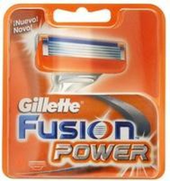 Gillette - Fusion Power Blades 4 Pack