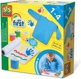 SES - My first - Mijn eerste vingerverf set