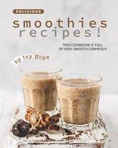 Delicious Smoothies Recipes!