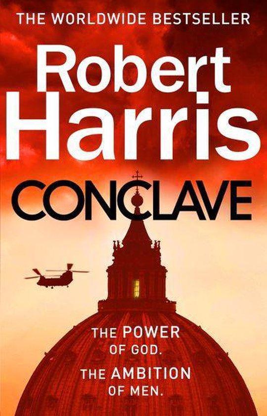 Boek cover Conclave van Robert Harris
