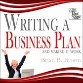 Boek cover Writing a Business Plan van Brian B. Brown