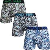 Grand Man Boxershort 3-PACK 5017 - XL SIZE
