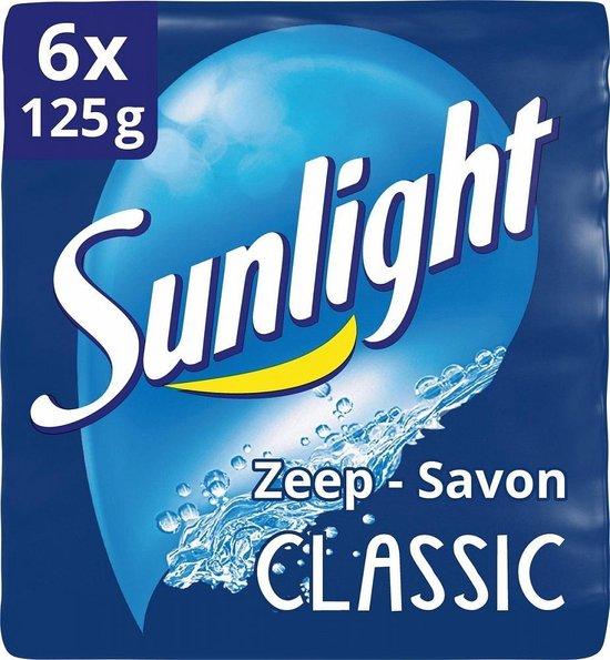 Sunlight Zeep Classic Bar 6x125gr
