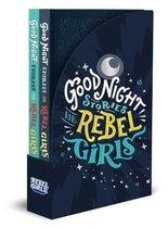 Good Night Stories for Rebel Girls 2-Book Gift Set