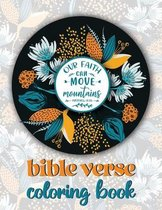 Bible Verse Coloring Book: Inspirational Coloring Pages for Adults and Teens That Love to Follow God's Word