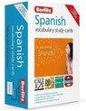 Afbeelding van het spelletje Berlitz Spanish Vocabulary Study Cards