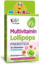 Multi Ball Lollipops -Prebiotoca Multivitamine sinaasappel-aroma - Multivitamine Kinderen 3+ - Vegan