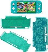 Nintendo Switch Accessoires - Lite Case - Beschermhoes - In het thema van Animal Crossing New Horizons - Switch Controller Protectie