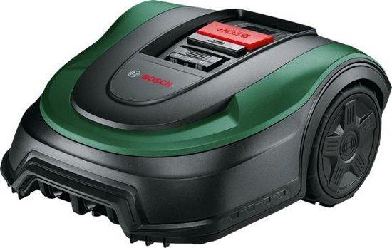 Bosch Indego XS 300 Robotmaaier - Voor gazons tot 300 m2 - Incl. laadstation en accessoires