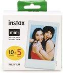 Fujifilm Instax Mini Film - 5 x 10 stuks