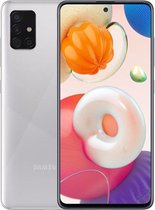 Samsung Galaxy A51 - 128GB - Zilver