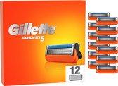 Gillette Fusion5 Scheermesjes Voor Mannen - 12 Navulmesjes