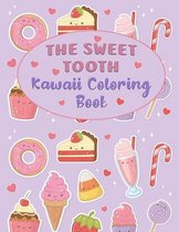 The Sweet Tooth Kawaii Coloring Book
