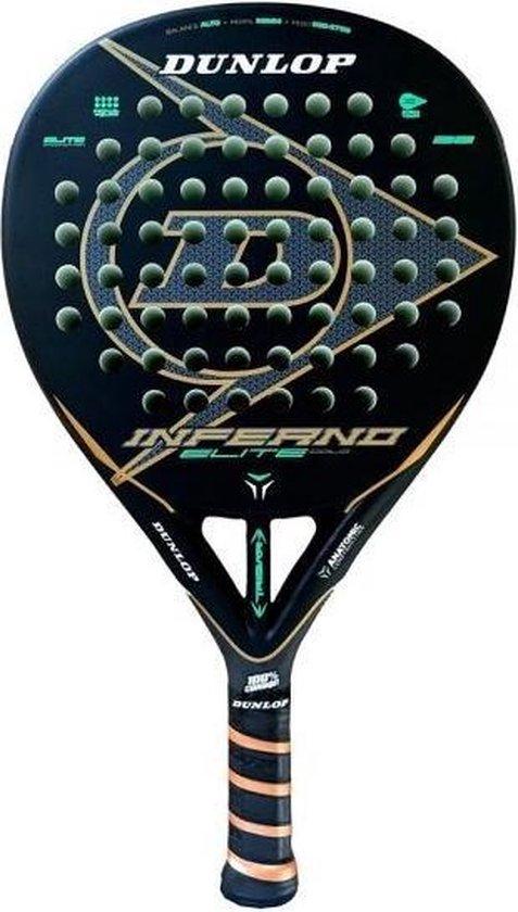 Dunlop Inferno Elite Gold Padel Racket 2021