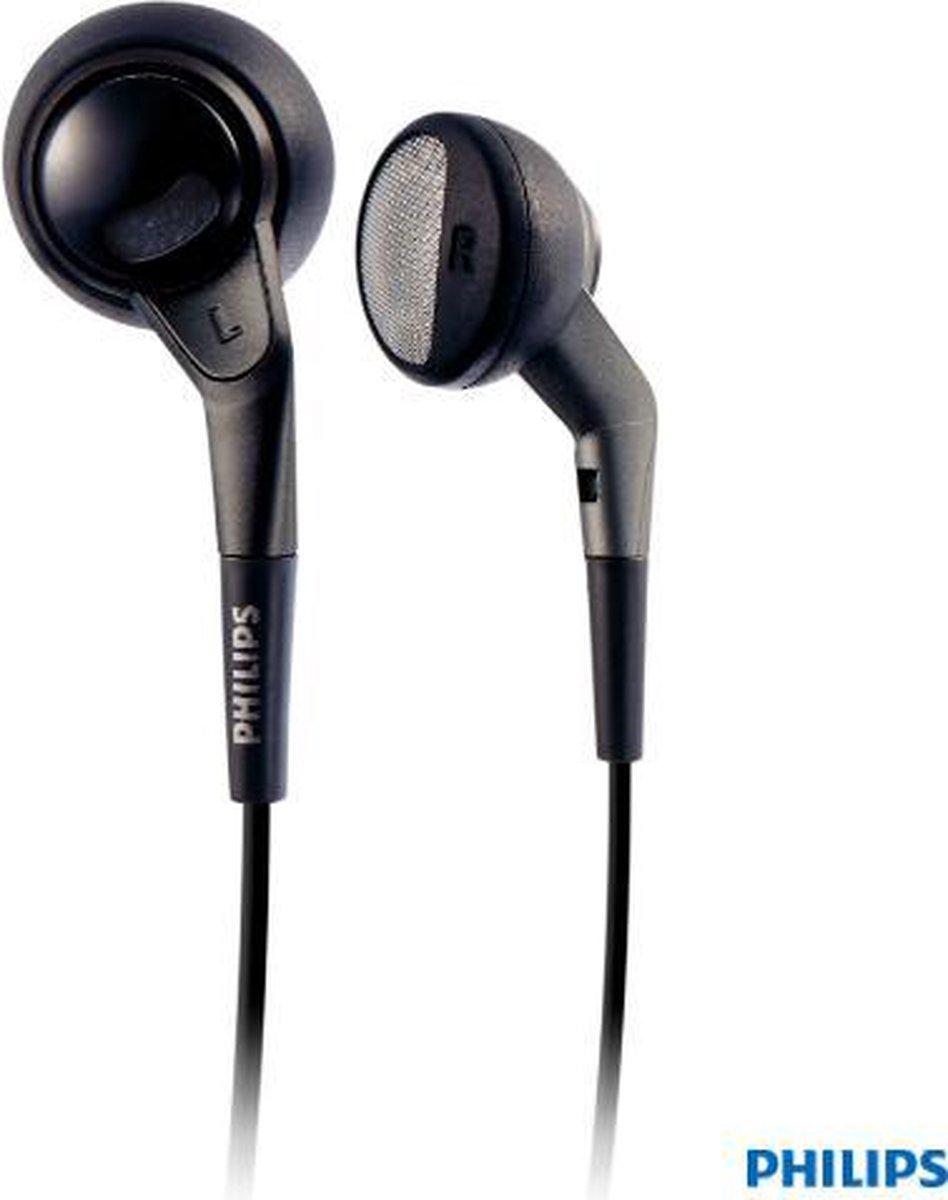 Philips stereo headset | Flexi-Grip design, 3.5 mm jack plug