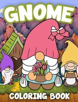 Gnome Coloring Book