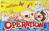 Hasbro - Dokter Bibber / Operation - Kinderspel - Engelse Versie